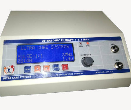 Ultra Care Systems Ultrasound Therapy Machine I& 3 MHz