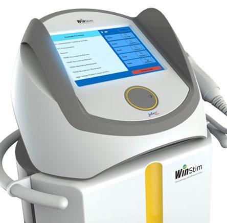 Johari Digital WinStim 4 Channel Electrotherapy + Ultrasound Combination Therapy